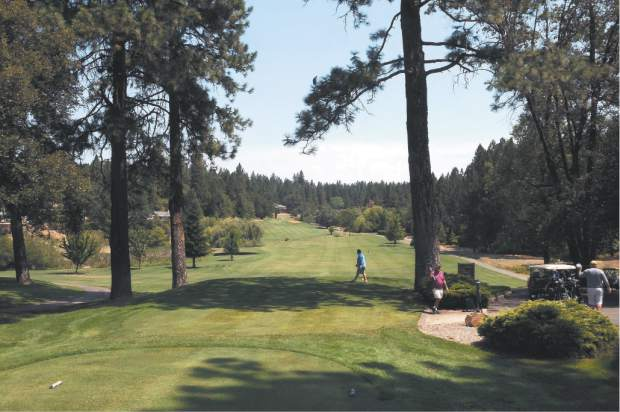 Alta Sierra Country Club, is celebrating there 50th anniversary this year. The 18 hole golf course, driving range, swimming pool, pro shop, and club house.
