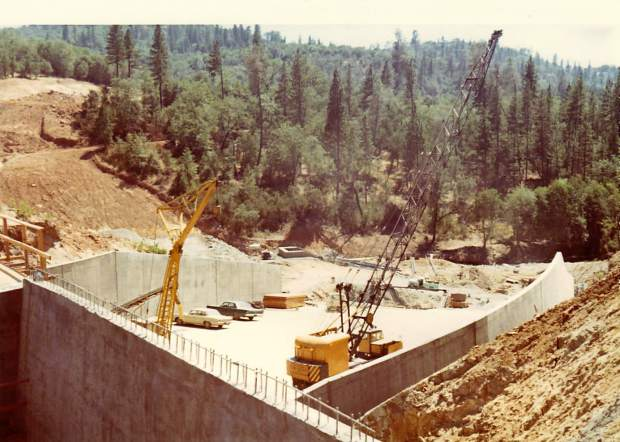 Workers built the Lake Wildwood dam in the 1960s, which led to the creation of a lake capable of drawing people to western Nevada County for a recreation lifestyle that made it a desired destination of new residents.
