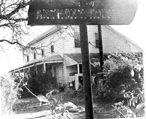 During the construction of Lake Wildwood, the Anthony Way Station/Pub — a former stagecoach stop between Marysville and Nevada City — was planned to be relocated. But eventually the building was torn down as the cost was considered too high for preservation.