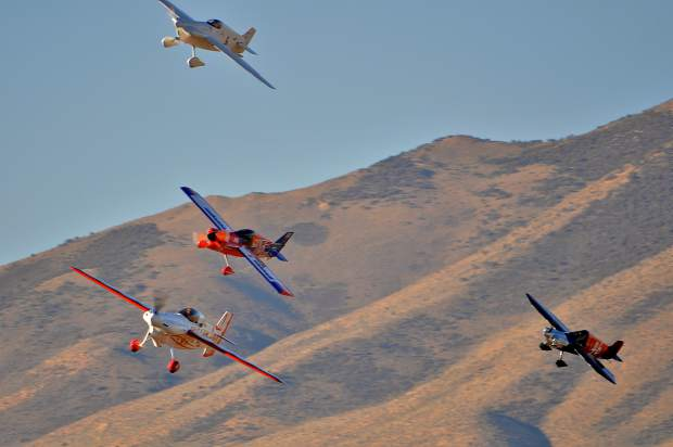 Soaring at 500 mph, Unlimited Class thrills at Reno Air Races