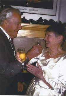 Peg and Joe Vielbig of Grass Valley recently celebrated their 60th wedding anniversary.