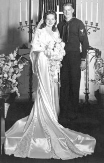 Ray and Velda Beck of Penn Valley celebrated their 70th wedding anniversary on Oct. 5.