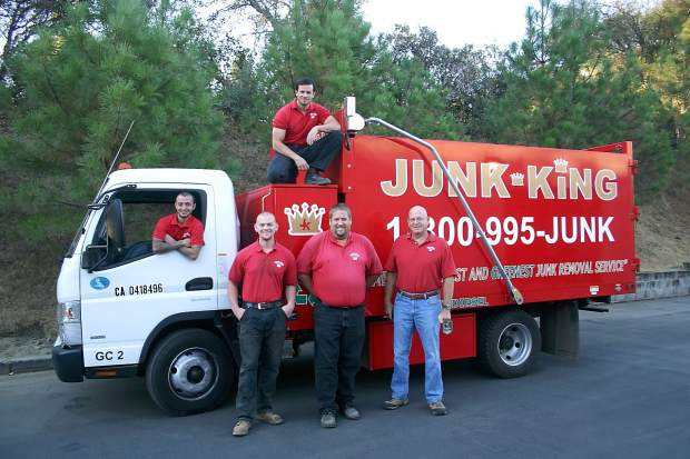 Junk King Gold Country honored as top new franchise | TheUnion com