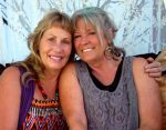 One Source – Empowering Caregivers executive director Donna Raibley (L) and Yvon Dockter became close friends as they cared for Dockter's husband, who slowly died of cancer three years ago.