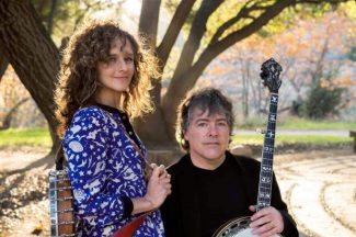 Abigail Washburn and her husband, Grammy Award winning Béla Fleck, will appear together Thursday (May 15) at the Center for the Arts in Grass Valley.