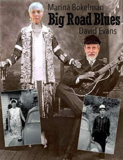 Big Road Blues at the Open Book Saturday in Grass Valley