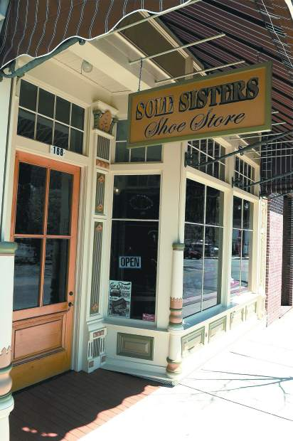 Grass Valley Shoe Store