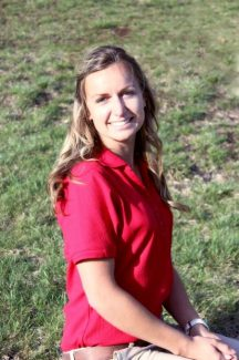 Adrienne Bradley, University of California, Davis student and Grass Valley resident, was selected to serve on the 2013-14 student advisory board for Agriculture Future of America.