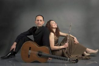 Duo brings musical heritage to life Sunday with guitar, flute performance
