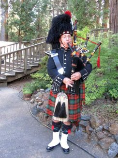 Piper Michael Carr, lifetime Nevada City resident, will be playing with