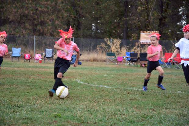Submitted photo | & YOUTH SOCCER: Halloween Jamboree | TheUnion.com