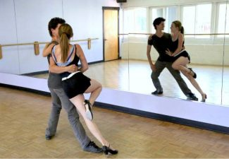 Contestants practice for Aug. 20 'Dancing With Our Stars'