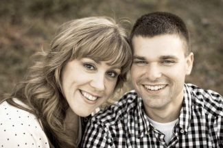 Melissa Smith and Michael Happs are planning a March 2014 wedding.