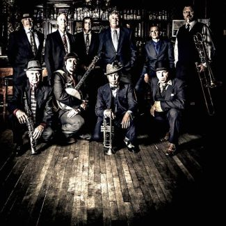 Get swingin' with the Earles of Newtown at Nevada Theatre Friday