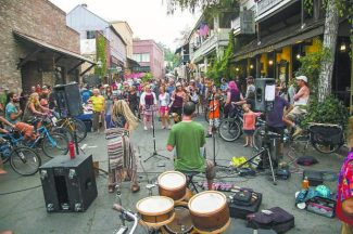 Pedal-power: Yuba River Bicycle Music Festival on tap for Oct. 1