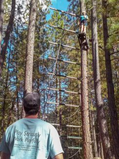 Climbing for wildlife set for Oct. 9