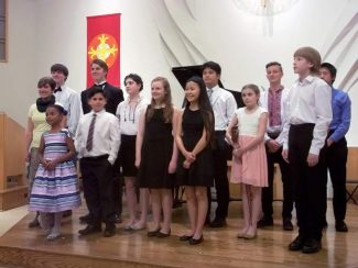 MIM young musicians winners unveiled
