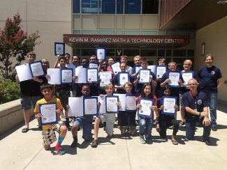 Sierra College's Nevada County campus in Grass Valley to host AFA CyberCamp
