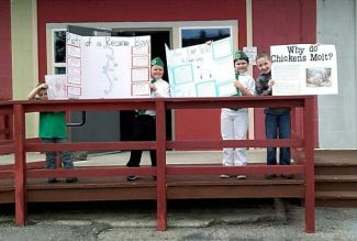Nevada County 4-H youth tapped for awards