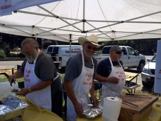 Gourmet grillers wanted to compete in annual 'Grills 'n' Grilles'