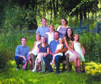 Warmuth family chosen 'Family Of The Year' at Nevada County Fair