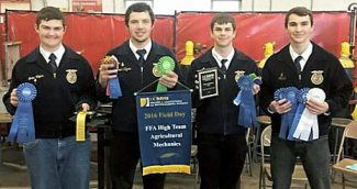 Bear River, Nevada Union agriculture teams place in statewide contest