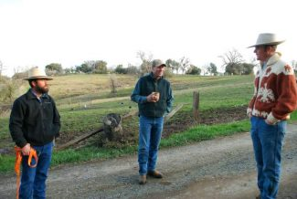 Common ground: Young ranchers find resiliency through sharing
