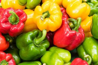 'Lunchbox' peppers: Harvest of the Month