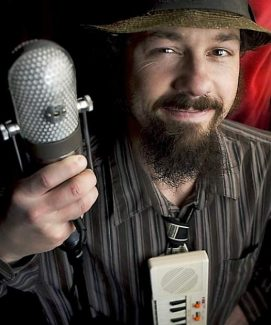 Secret Agent 23 Skidoo returns to Grass Valley for a special afternoon performance Sunday at the Center for the Arts.