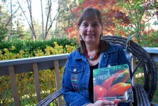 "Nevada City resident Kim Allen-Jones will travel to Beijing in May to participate in an international cookbook competition. She is the author of ""Fresh Flavors!"" - a cookbook in Spanish and English raising money for children's literacy efforts in Peru."