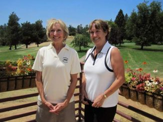 The Nevada County Country Club Ladies Group held their annual Partners Best Ball tournament July 22 and 29 with the duo of Cathy Fouyer and Sandy Hansen taking home the win.