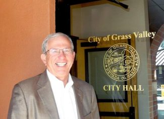Jeff Foltz, Grass Valley's interim city manager.