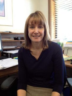 Mette Richardson is the new finance director for the city of Grass Valley