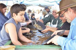 Downtown Grass Valley will harken back to the the 1850s Saturday and Sunday for some good ol' family fun at Gold Rush Days.