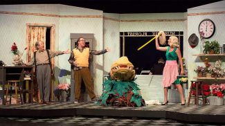 'Little Shop of Horrors:' excellent, funny, quirky musical