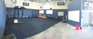 A look inside at CrossFit Gold Rush located at 1020 Whispering Pines Lane #E in Grass Valley.