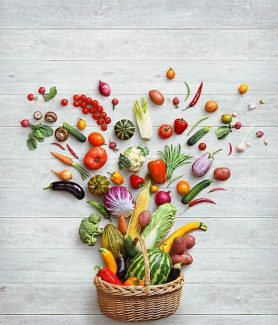 Yoga and the healthy eating connection; classes in Grass Valley