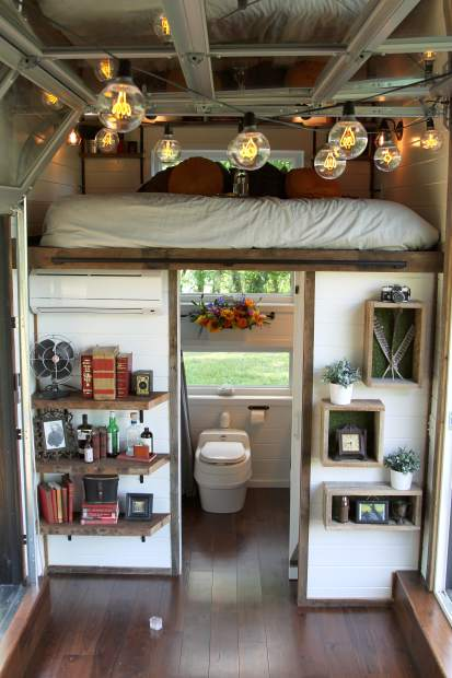 submitted photo - Hgtv Tiny House