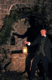 Haunted Gold Rush city tours start this weekend