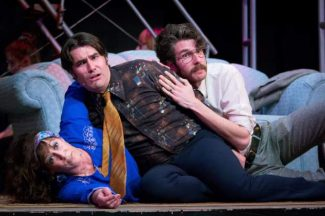 """Sierra Stages production of Tony award winning """"Company"""" is currently on stage at the Nevada Theatre."""
