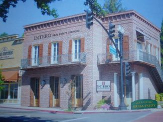 Intero Real Estate Services located in downtown Grass Valley.