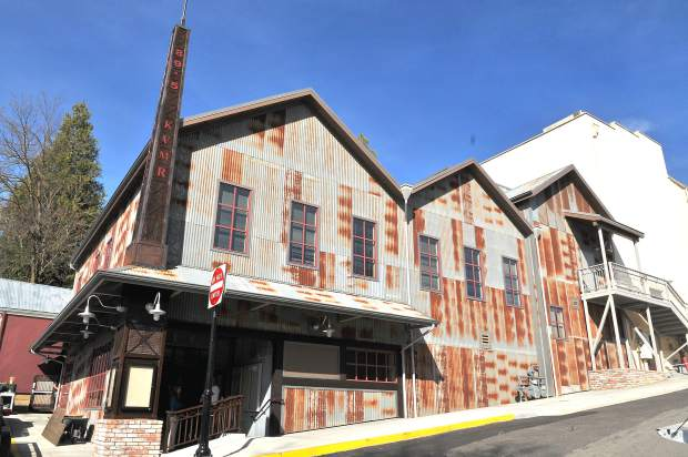 """Local community radio station KVMR 89.5 FM will officially """"go on mic"""" at 4 p.m. today, in a new 8,000-square-foot building"""