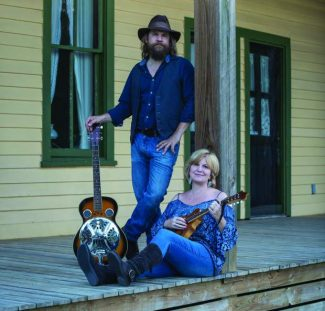 Poll, Dancing at KVMR? Advisory board holding web survey; Friday house concert with 'Folk & Roll'