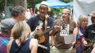 You say it's your birthday? KVMR celebrates 38th year with Condon Park party Sunday