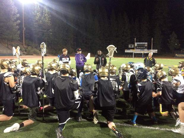 John Christmas Lacrosse.Lacrosse Sacramento Aces Founders Work With Gold Country