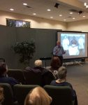 Local author Bill Drake holds Martin Luther King Jr. Day event discussing his racist upbringing, and how he unlearned it.