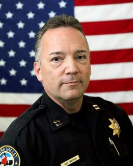 Grass Valley Police Capt. Rex Marks was announced Tuesday to have accepted the position of Lincoln, Calif.'s police chief.