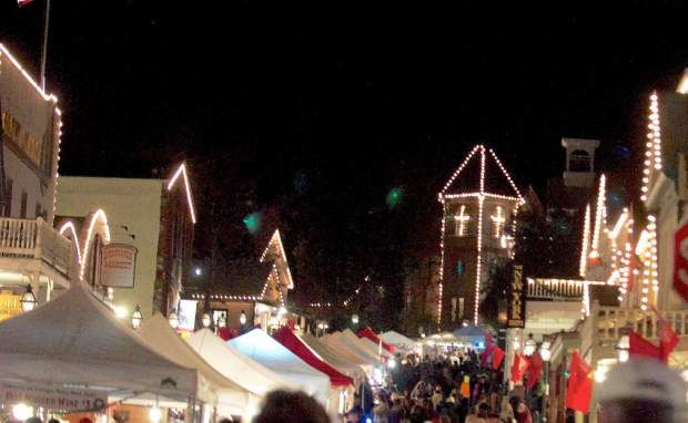 The Lights Are On In Nevada City Theunion Com