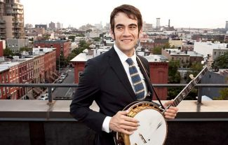 Noam Pikelny takes banjo up several notches Friday in Grass Valley