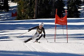 Nevada Union's Michael Sekerak placed fourth  overall in giant slolam Monday at North Star for CNISSF Alpine Ski Racing.  He was first for NU's boys Alpine Ski Team.